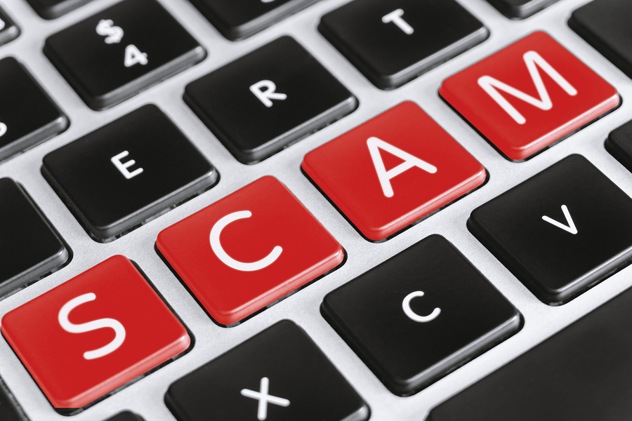 Internet scams