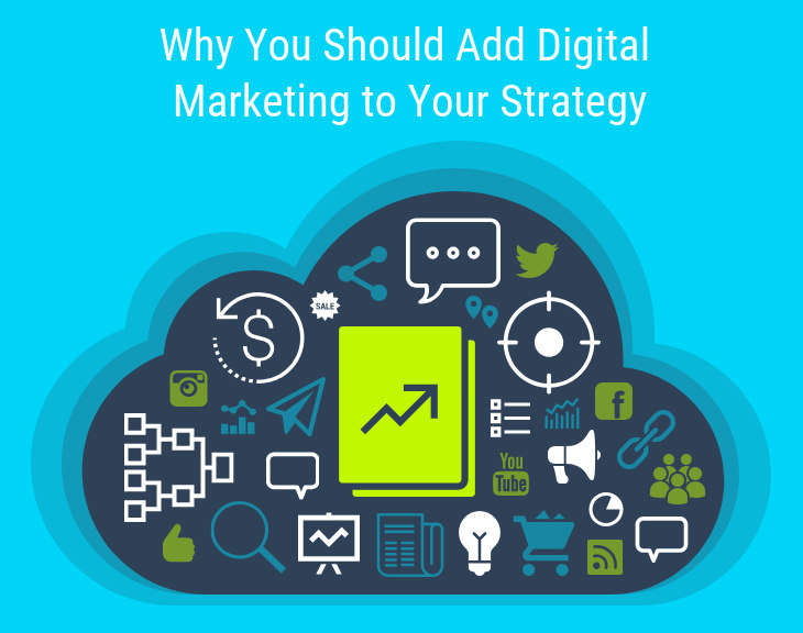 Why You Should Add Digital Marketing to Your Strategy